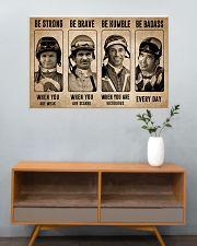 Jockey HO020201HD 36x24 Poster poster-landscape-36x24-lifestyle-21