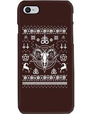 Gothic Satanic Christmas Phone Case thumbnail