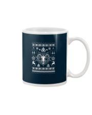 Gothic Satanic Christmas Mug thumbnail