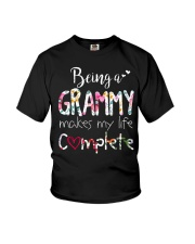 Being A Grammy Youth T-Shirt thumbnail