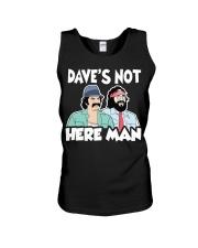 Cheech and Chong Dave's not here man shirt Unisex Tank thumbnail