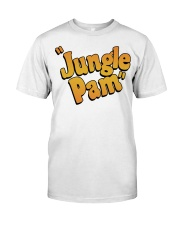 Jungle Pam Classic T-Shirt front