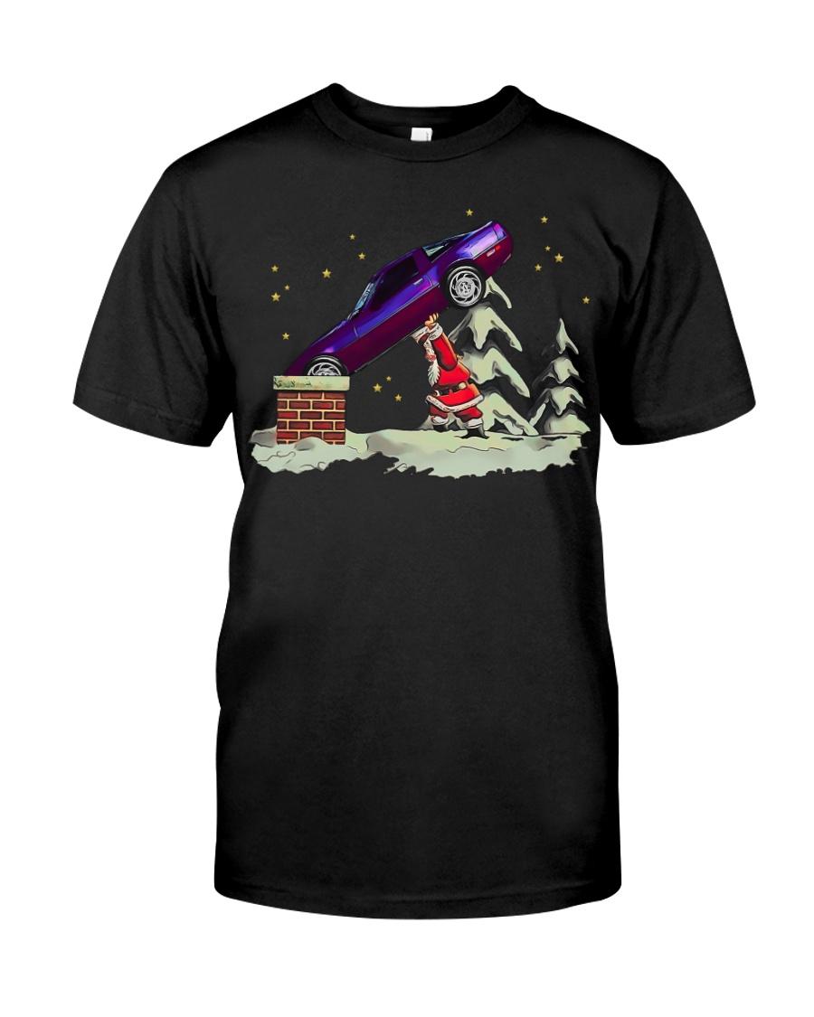 Santa Claus Morrow 2 Classic T-Shirt