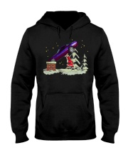 Santa Claus Morrow 2 Hooded Sweatshirt thumbnail