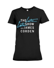 The late late show with James Corden Hoodies Mug Premium Fit Ladies Tee thumbnail