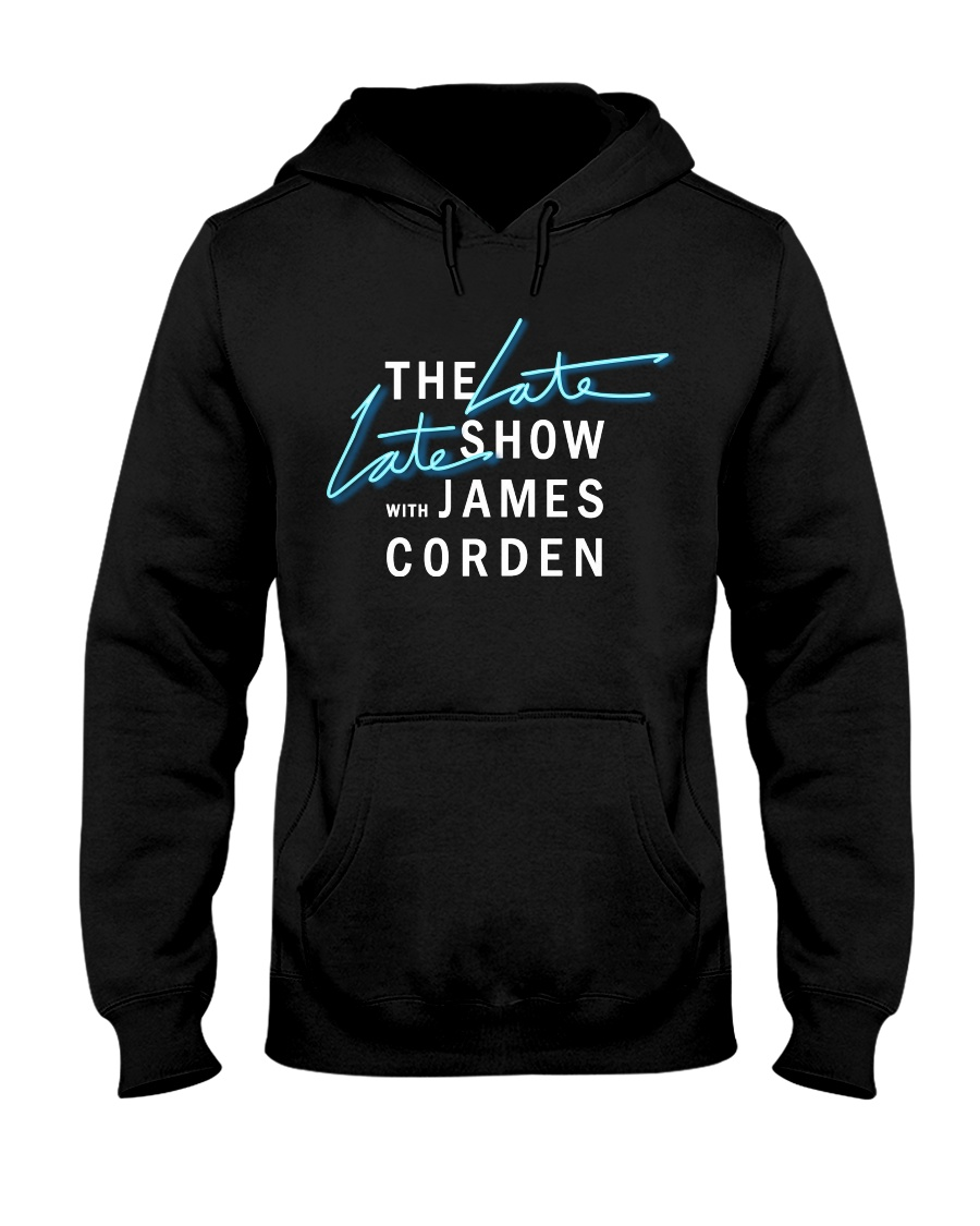 The late late show with James Corden Hoodies Mug Hooded Sweatshirt