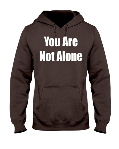 You Are Not Alone 1-800-273-8255 Shirt