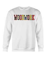 WoodWork ColorPop Crewneck Sweatshirt thumbnail