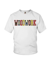 WoodWork ColorPop Youth T-Shirt thumbnail