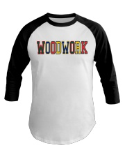WoodWork ColorPop Baseball Tee thumbnail