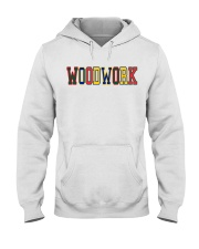 WoodWork ColorPop Hooded Sweatshirt thumbnail