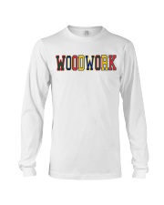 WoodWork ColorPop Long Sleeve Tee thumbnail