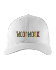 WoodWork ColorPop Embroidered Hat thumbnail