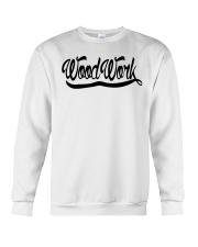 WoodWork Signature Black Letter Crewneck Sweatshirt thumbnail