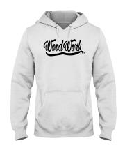 WoodWork Signature Black Letter Hooded Sweatshirt thumbnail