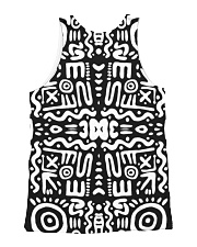 GhettoMusick All-over Unisex Tank back