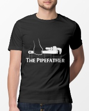 the pipefather Classic T-Shirt lifestyle-mens-crewneck-front-13