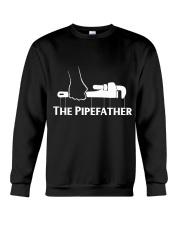 the pipefather Crewneck Sweatshirt thumbnail