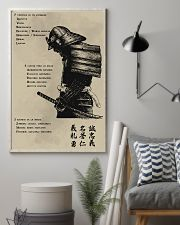 7 5 3 Code of a Warrior 11x17 Poster lifestyle-poster-1