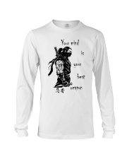 7 5 3 Code of a Warrior Long Sleeve Tee thumbnail