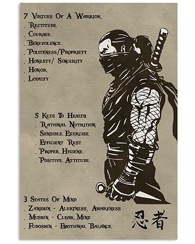 7 5 3 Code of a Warrior