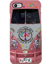 Hippie Love Phone Case i-phone-7-case