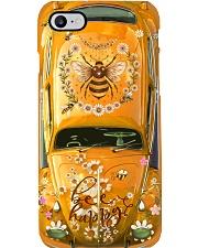Bee Happy Phone Case i-phone-8-case