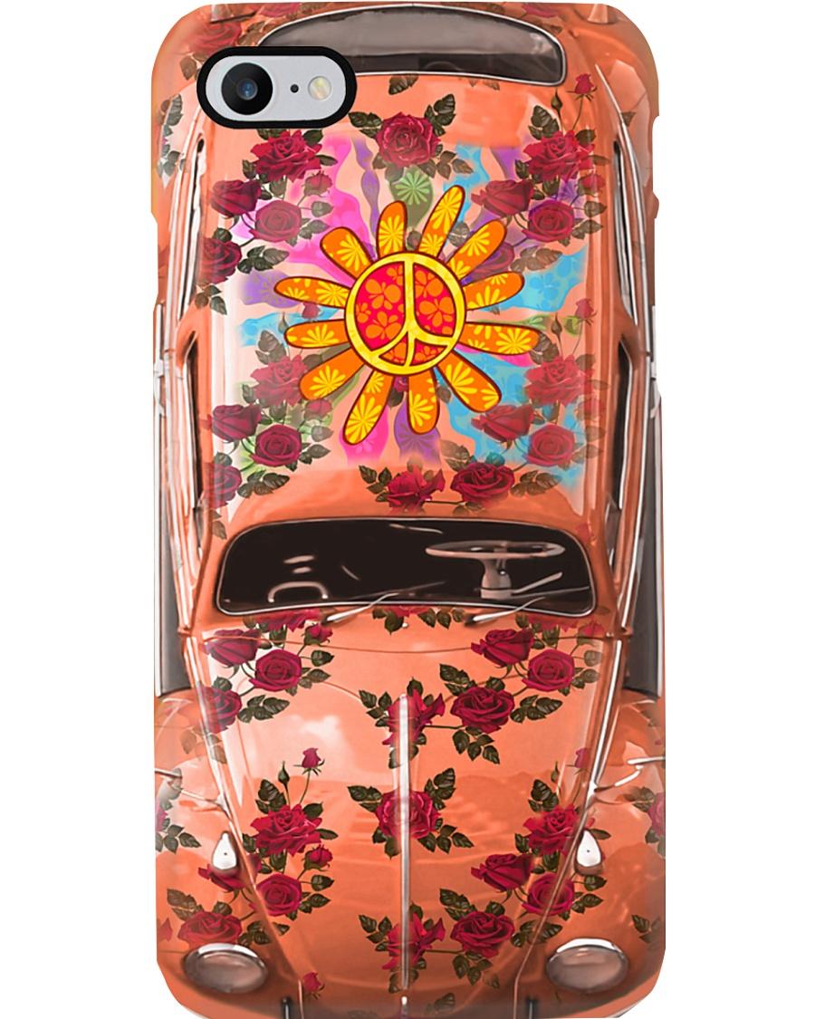 VW Bug RoseS Phone Case