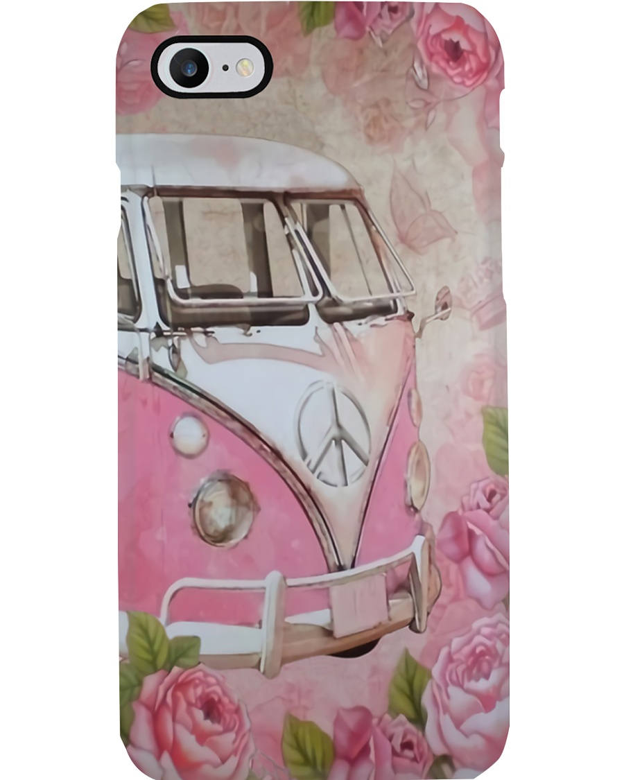 Hippie VW Bug Phone Case