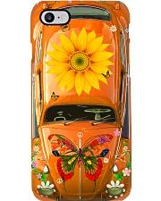 Sunflower VW Bug Phone Case i-phone-8-case
