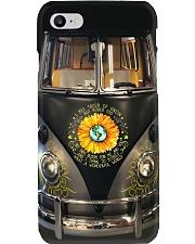 Sunflower Bus Phone Case i-phone-7-case