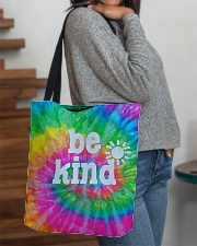 Be Kind All-over Tote aos-all-over-tote-lifestyle-front-09
