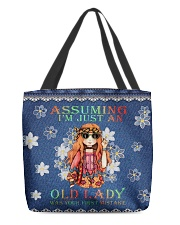 Old LADY All-over Tote thumbnail
