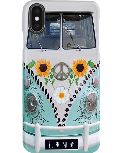 Sunflower Peace Bus