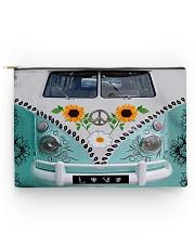 Sunflower Peace Bus Accessory Pouch - Large thumbnail
