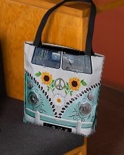 Sunflower Peace Bus All-over Tote aos-all-over-tote-lifestyle-front-02