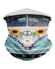 Sunflower Peace Bus Neck Gaiter thumbnail