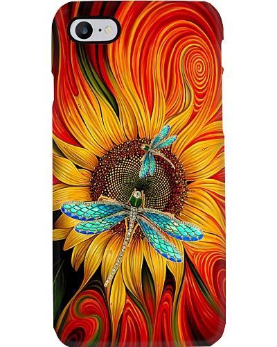 Dragonfly - Sunflower