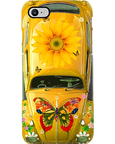 Sunflower  VW Bug