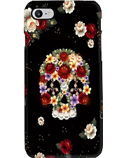 Skull Hippie Phone Case i-phone-8-case
