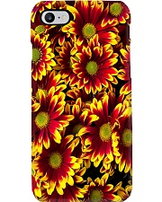 Red Yellow Daisies Phone Case i-phone-7-case