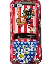 Daisy VW Bug Love Phone Case i-phone-7-case