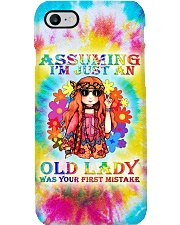Assuming i'm just an old lady was your first mista Phone Case thumbnail