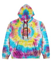 Assuming i'm just an old lady was your first mista Women's All Over Print Hoodie thumbnail
