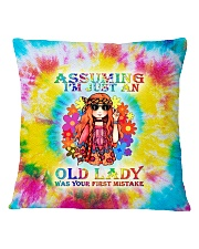 Assuming i'm just an old lady was your first mista Square Pillowcase thumbnail