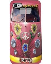 Hippie VW Bug Phone Case thumbnail