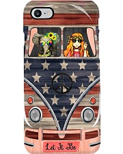 Hippie - Let It Be Phone Case i-phone-7-case