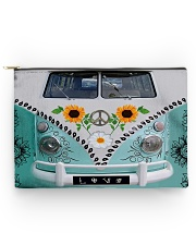 Sunflower Bus Accessory Pouch - Large thumbnail