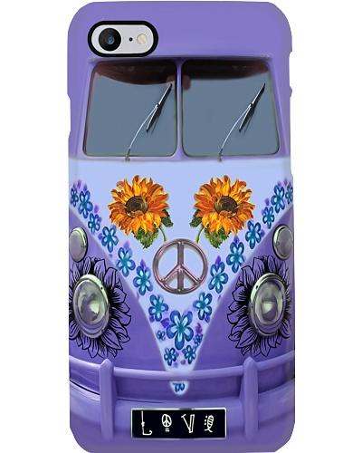 Sunflower Peace Bus