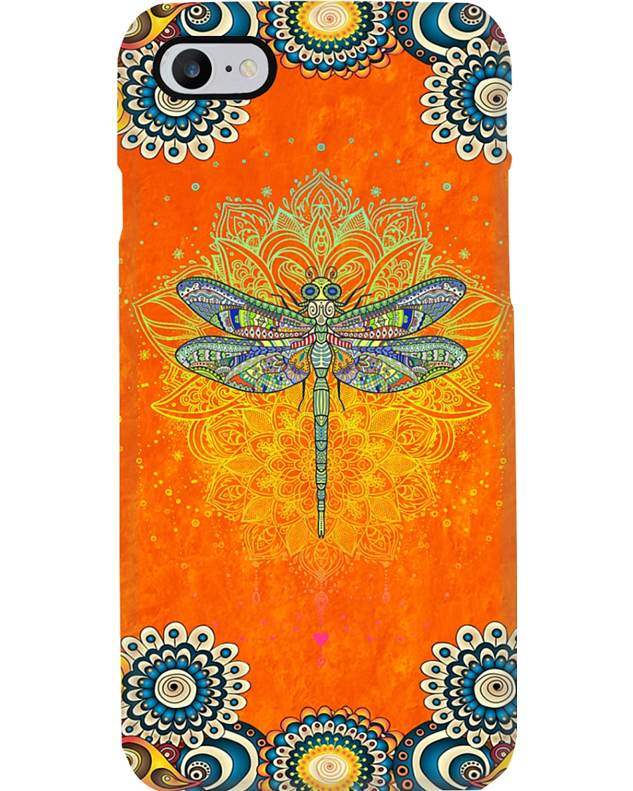 Dragonfly Art Phone Case